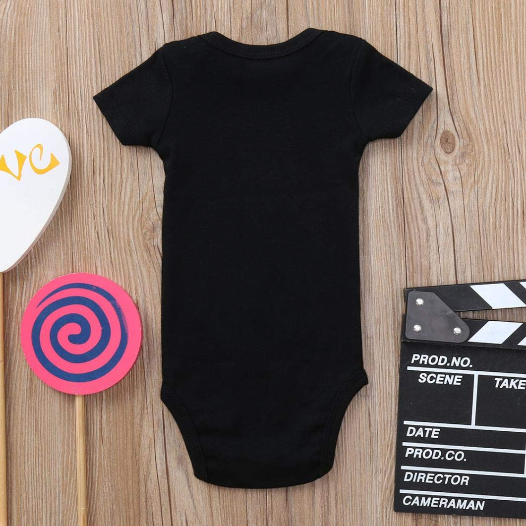 2901b123d Amazon.com  Toddler Baby Boys Girls Jumpsuit