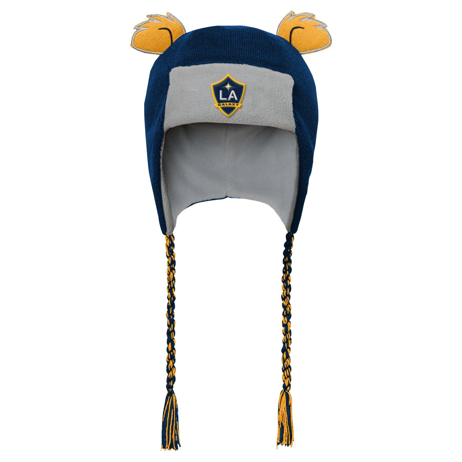 Outerstuff MLS Los Angeles Galaxy R S47DL Boys Ears Trooped Hat, One Size, Dark Navy