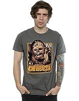 Star Wars Men's Chewbacca Scream T-Shirt