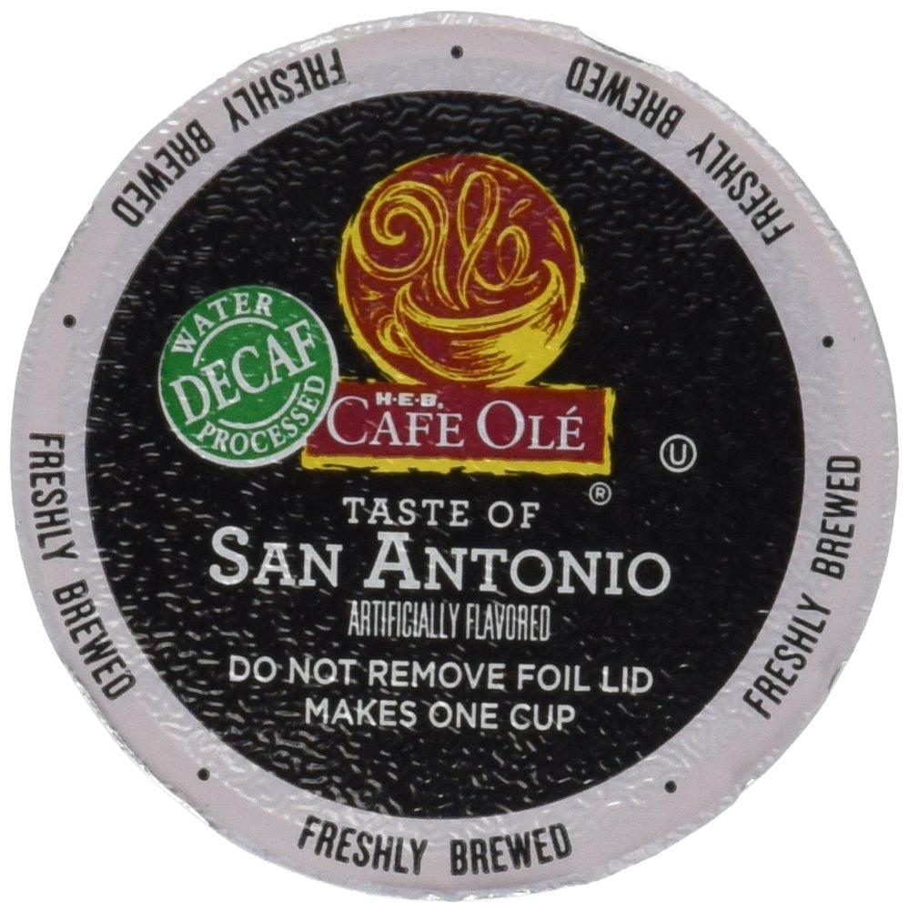 Cafe Ole San Antonio K Cups