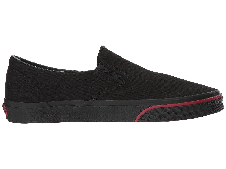 Vans AUTHENTIC, Unisex Erwachsene schwarz Sneakers Flame Wall schwarz Erwachsene schwarz 539dce