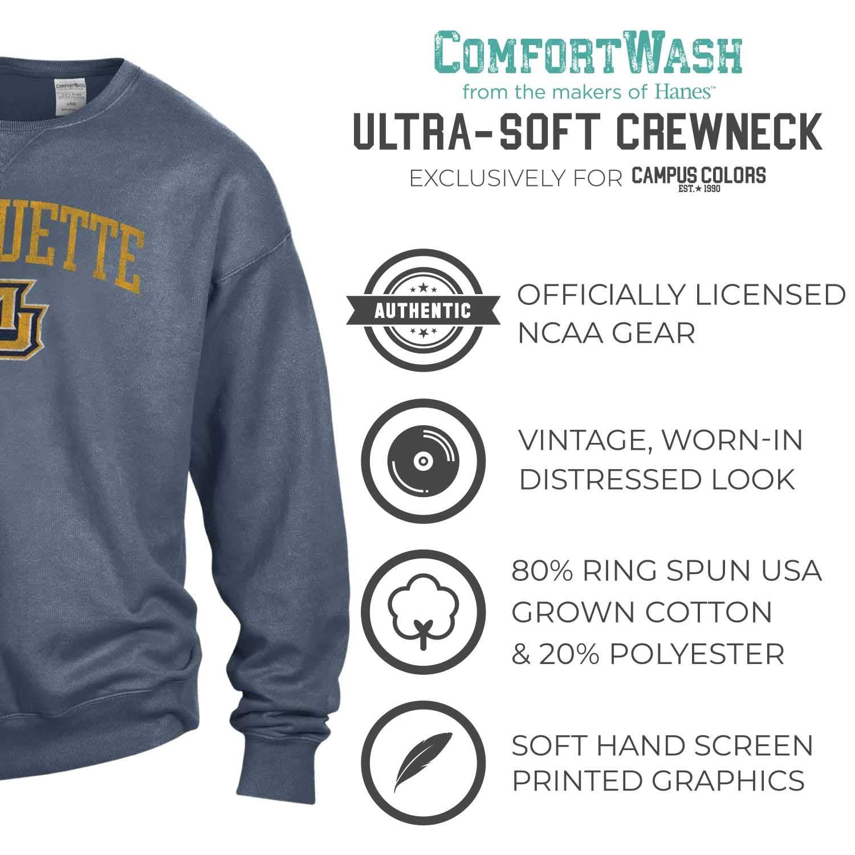 Official NCAA Fresno State Bulldogs Unisex Vintage Wash Ringspun Pocket T-Shirt