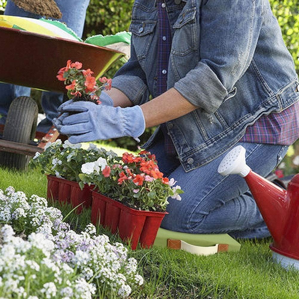 Grande genou Mat-gardening Repose-genoux Pad