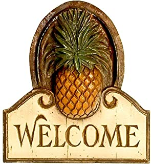 product image for Piazza Pisano Pineapple Welcome Sign