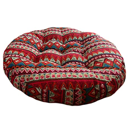 ethnic floor cushions. Wonderful Ethnic Blancho Ethnic Customs Chair Cushion Floor Round Pillow  Seat Pad C And Cushions