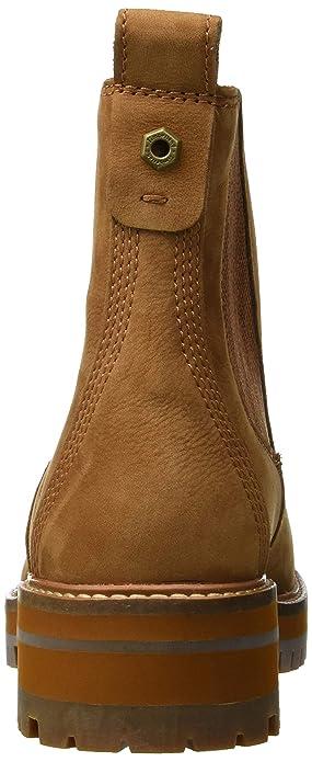 61a8d4107ad502 Timberland Damen Courmayeur Valley Chelsea Boots braun  Amazon.de  Schuhe    Handtaschen