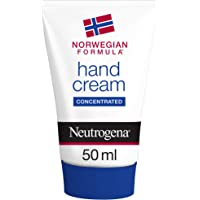 Neutrogena Hand Cream, Norwegian Formula, Dry & Chapped Hands, 50ml