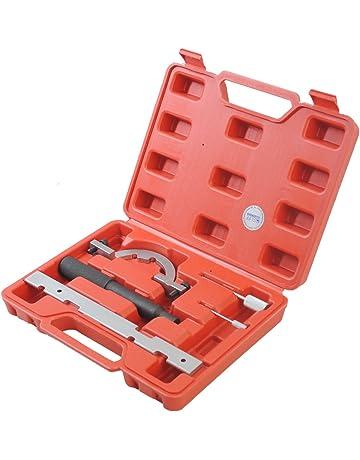 CCLIFE Set de herramientas de Bloqueo Cadena distribución Herramienta Bloqueo Levas Regla 1.0 1.2 1.4