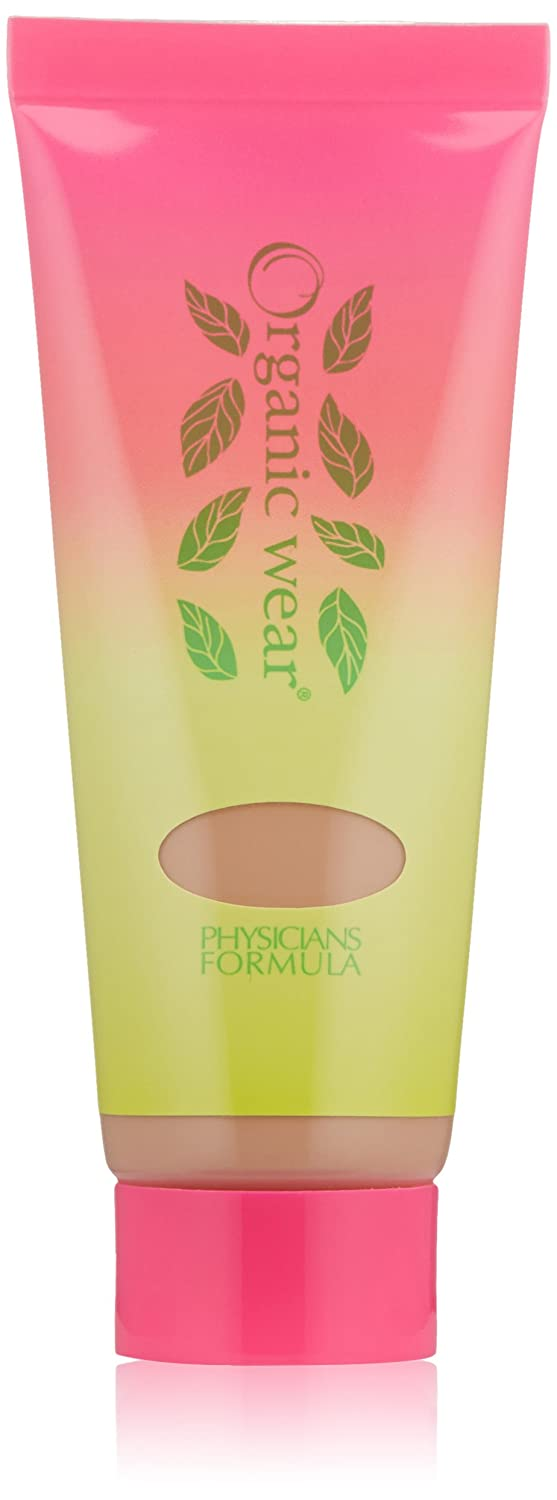 Physicians Formula Organic Wear 100-Percent Natural Origin Work It Marathonista Tinted Moisturizer, Light/Medium, 1.2 Fluid Ounce 1 Count