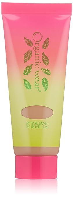 Physicians Formula Organic Wear 100% Natural Origin Work It Marathonista SPF 40 Tinted Moisturizer, Light/Medium, 1.2 Fluid Ounce best tinted moisturizer