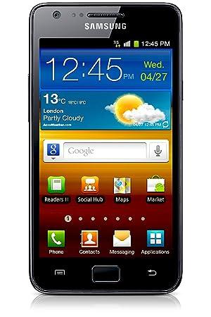 0696397ae27 Samsung I9100 Galaxy S II 16 GB Sim Free Smartphone: Amazon.co.uk ...