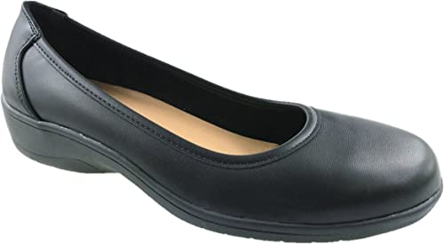 Donna Ladies Extra Wide Fit EE Slip On