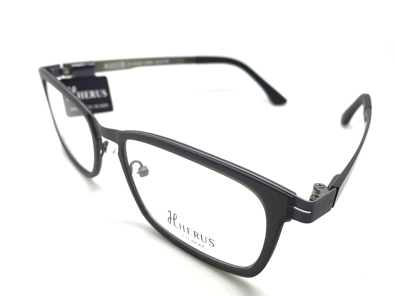 11ee237d58 Amazon.com  Hybrid Collection Prescription Eye Glasses Frame Metal and  Ultem Herus 33-01 C4  Clothing