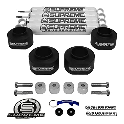 Supreme Suspensions Grand Cherokee Lift Kit Full Suspension And Upgrade 3 Front