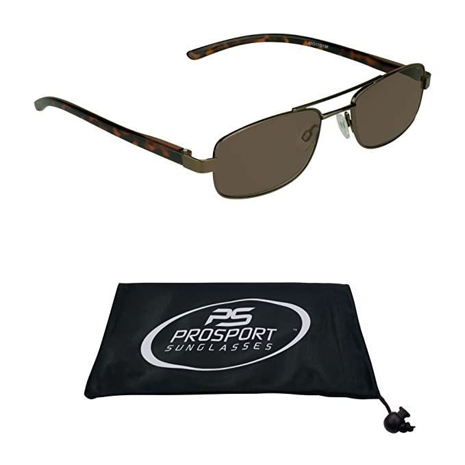 5b09698cf0 Amazon.com  Aviator Reading Glasses Tinted Full Lens Sun Readers. Durable  High Nickel Metal Square Frame  Clothing