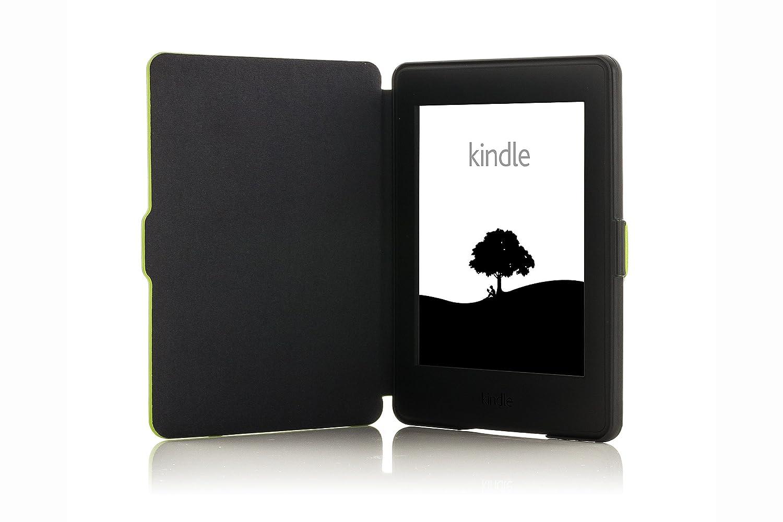 STILO PENNA Forefront Cases Kindle Voyage Smart Case Cover Custodia Caso Protezione Dispositivo Completa con Ultra Sottile Leggero e funzione Auto Sveglia//Sonno BIANCO