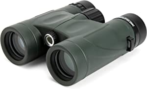 Celestron 71330 Nature DX 8x32 Binocular (Green)