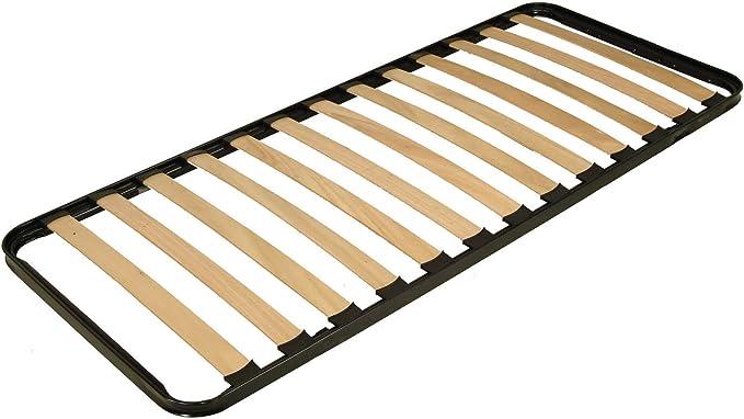 Valentini Somier de láminas de madera de 80 x 190 cm para ...