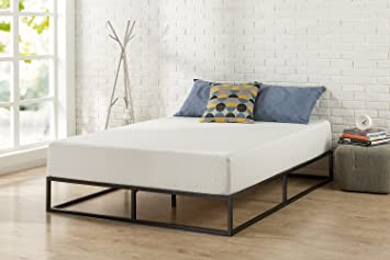 Innovative Low Profile Bed Frame Exterior