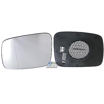 Außenspiegel  links für VW Transporter IV Bus VAN WEZEL 5874831 Spiegelglas