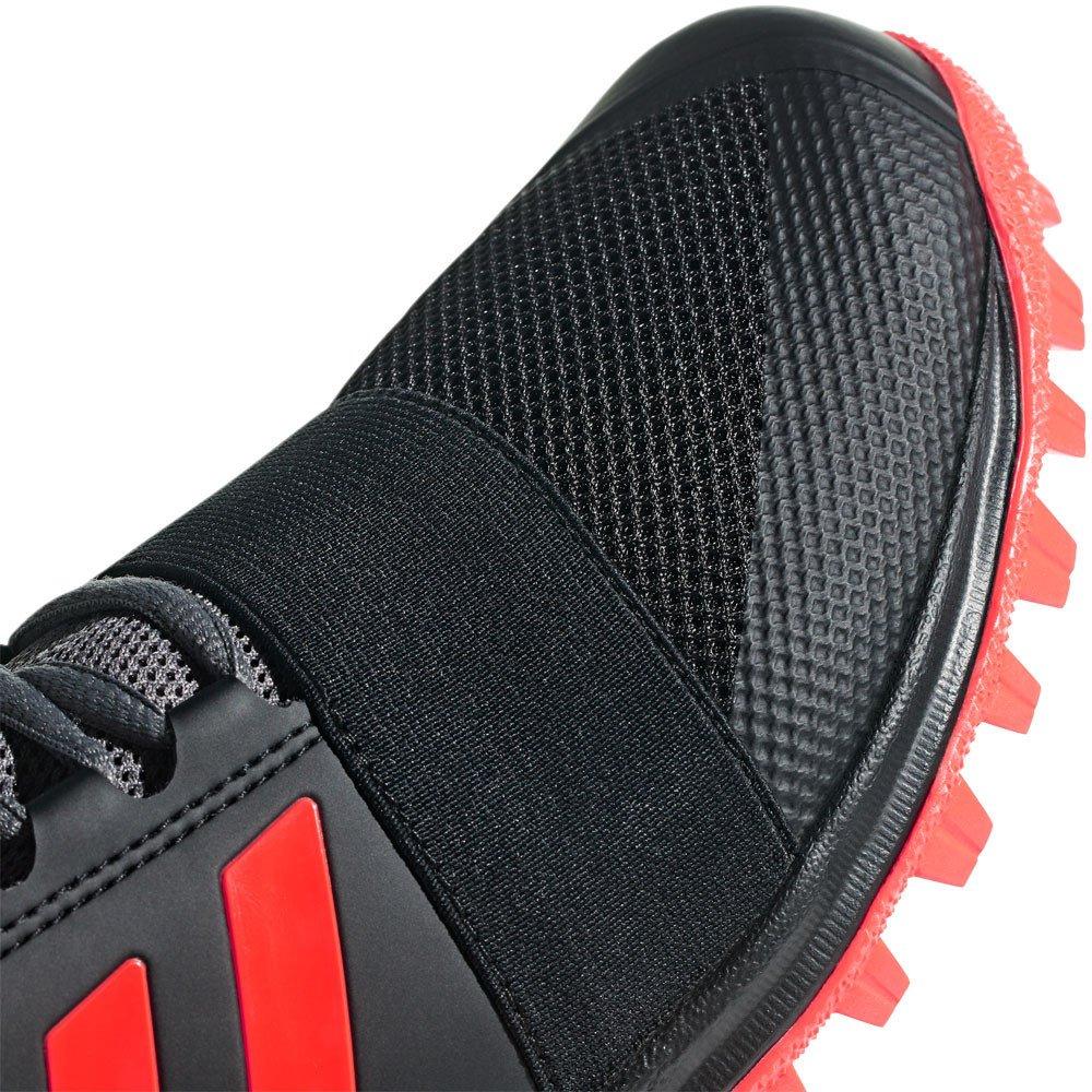 7f93a6d0b adidas Divox 1.9S Hockey Shoes - SS19-9 Black  Amazon.co.uk  Shoes   Bags
