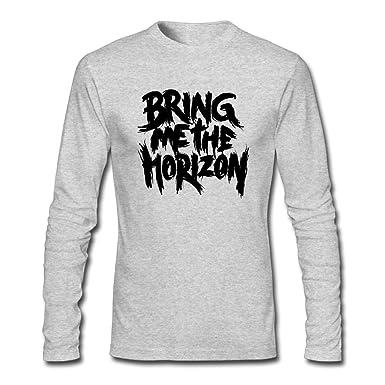 5d058e2b9c9 Amazon.com  Cool Bring Me The Horizon Male Long Sleeve Tshirt  Clothing