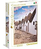 Clementoni - 39450 - High Quality Collection Puzzle - Alberobello - 1000 Pezzi