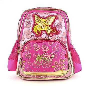 Target Winx Club Stella Gold Enchantix Backpack Mochila Escolar, 41 cm, Rosa (Pink): Amazon.es: Equipaje