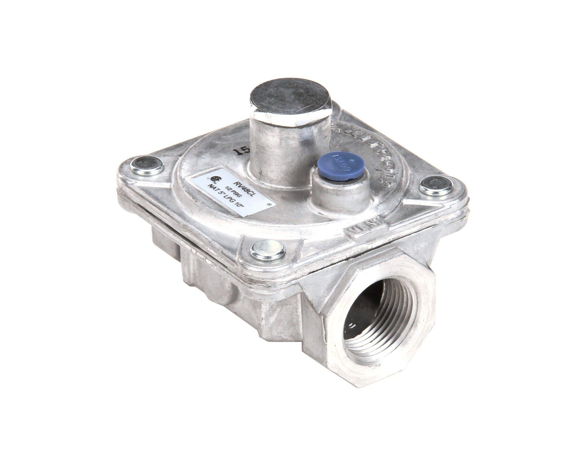 Dormont RV48CL-32 Convertible Regulator Gas 1/2-inch
