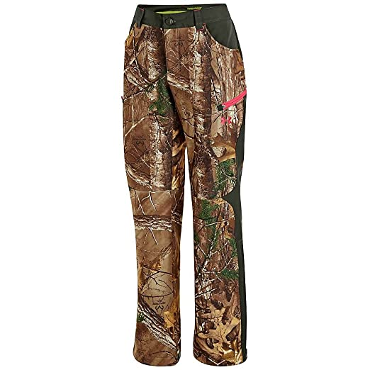 0d67e4d96f7ed Under Armour UA Coldgear Infrared Scent Control Speed Freek Pant - Women's  Realtree AP-Xtra