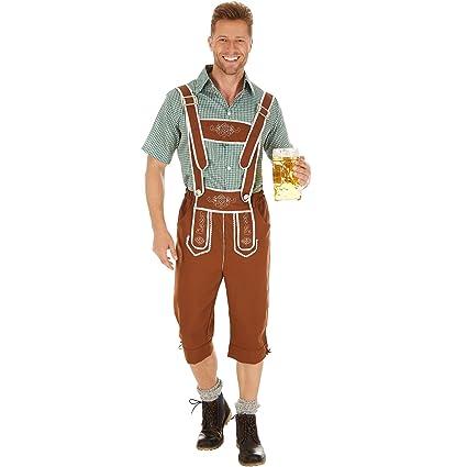 489ed60a8c07 dressforfun Costume da Uomo - Tradizionale Set Austria