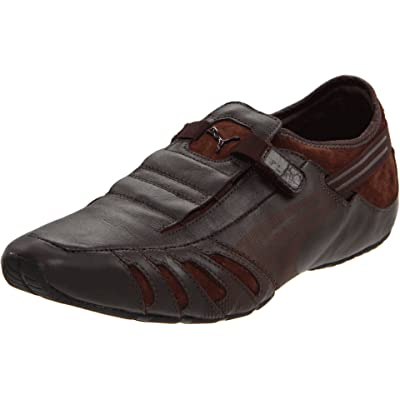 PUMA Men's Vedano Leather Slip-On Shoe   Loafers & Slip-Ons