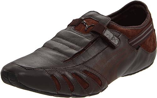 puma leather shoes
