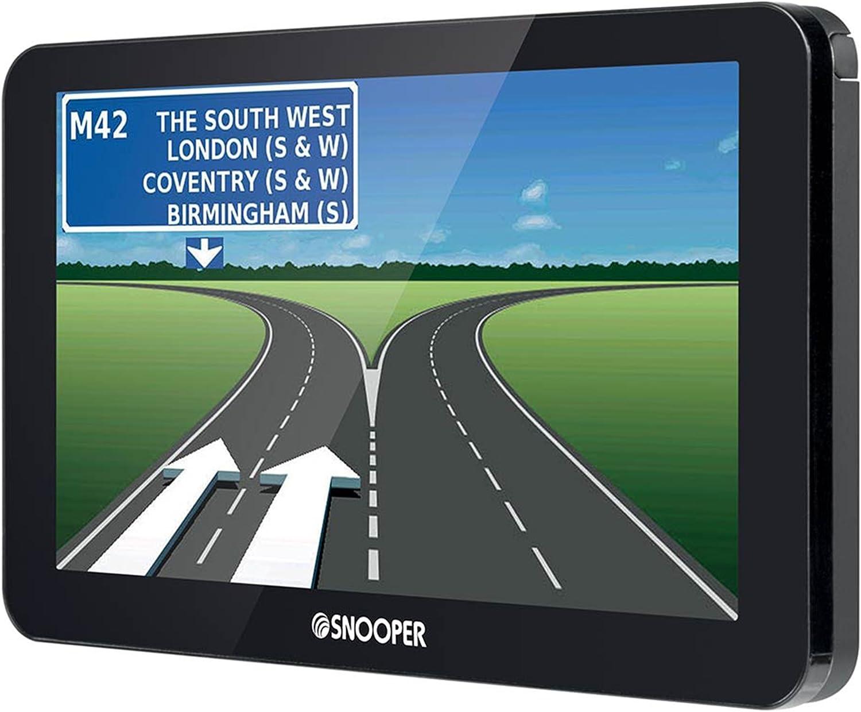 Snooper Truckmate Pro S8110 navigatore satellitare USB CAVO CARICABATTERIE