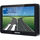 """Snooper Truckmate S8100 Sistema di Navigazione Satellitare, Display da 7"""", Nero"""