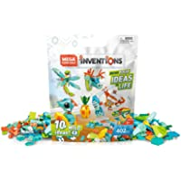 Deals on Mega Construx Inventions Wild Pack FWP30 (402-Pcs)
