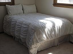 Amazon Com Lush Decor Venetian 4 Piece Comforter Set