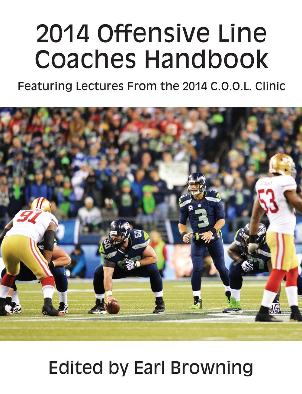 Download Offensive Line Coaches Handbook: Featuring Lectures From the 2014 C.O.O.L. Clinic PDF