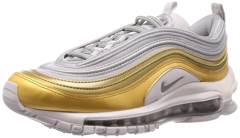 2018 Nike Air Max 97 Metallic Gold Size 9 Womens7.5 Mens