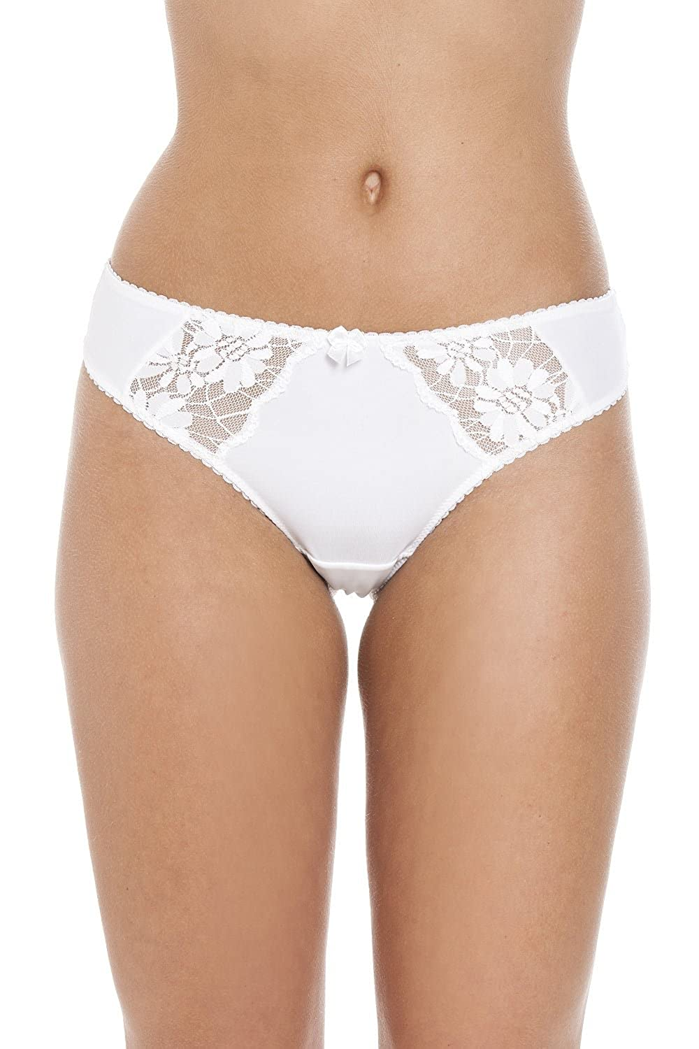 Camille Womens Ladies Lace Underwear Thong Sizes 10-20
