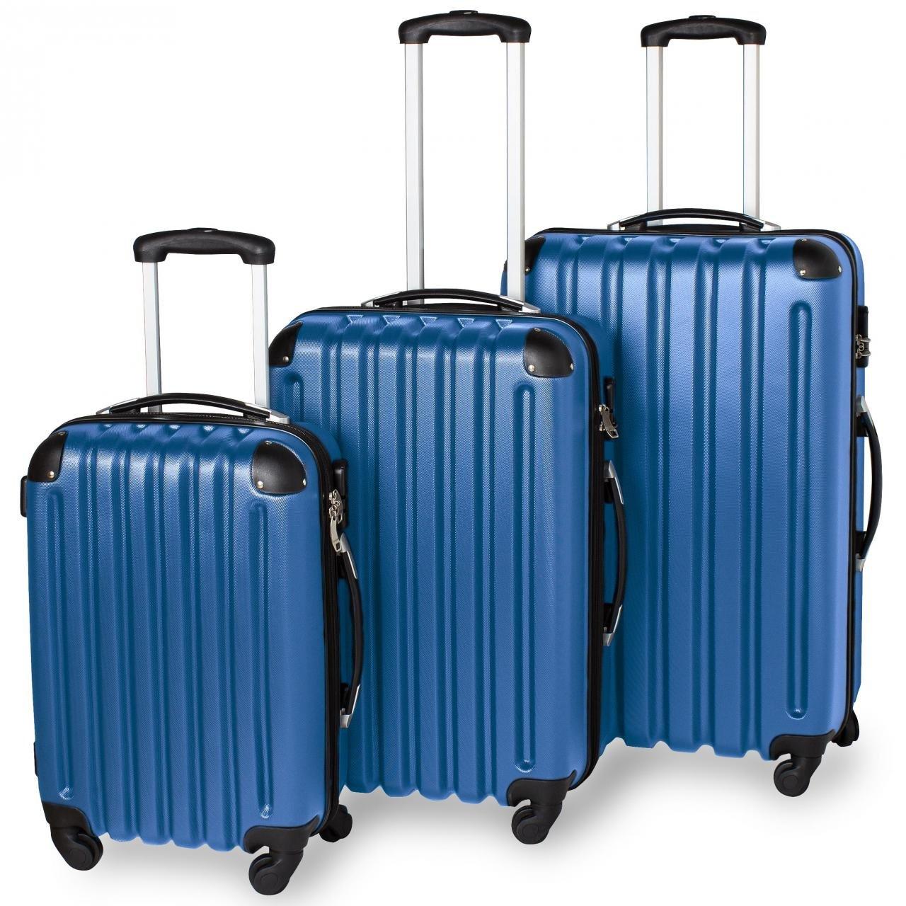 koffer 3er set