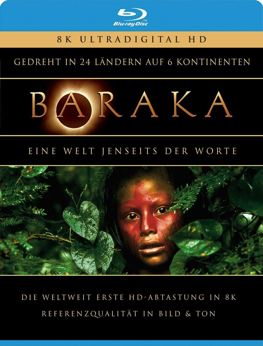Baraka (Amaray) [Blu-ray] [Alemania]: Amazon.es: Fricke, Ron ...