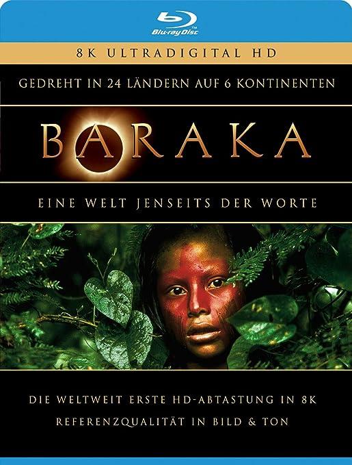Baraka (Amaray) [Blu-ray] [Alemania]: Amazon.es