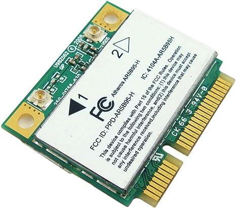 Atheros AR5B95 Wireless N 802.11n Half-Mini PCI-E WIFI WLAN Card # 605560-005