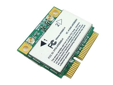 Qualcomm Atheros AR9285 AR5B95 Half Mini PCI-Express PCIe Wireless WLAN Wifi Card for HP 495846 518436 580101 605560 001 002 003 004 005