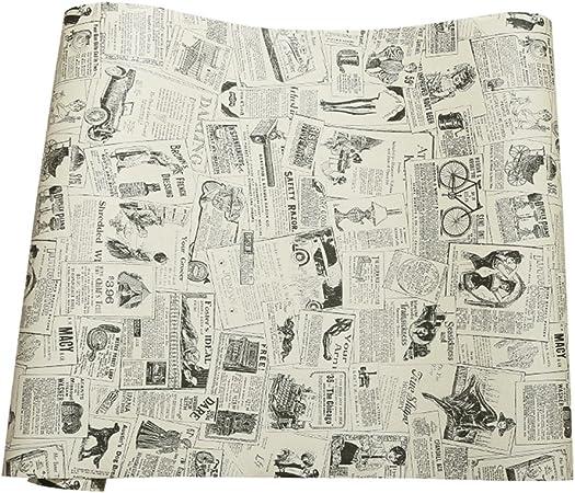 Papier journal de contact papier auto-adhésif vinyle étagère ...