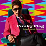 Funky Flag (初回生産限定盤) (DVD付) (特典なし)