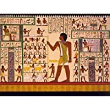 Wee Blue Coo PAINTINGS DRAWING MURAL GIZA TOMB ANCIENT EGYPT HEIROGLYPHIC FINE ART PRINT POSTER 30x40cm Dipingere Disegno Antico Egitto Stampa artistica Manifesto