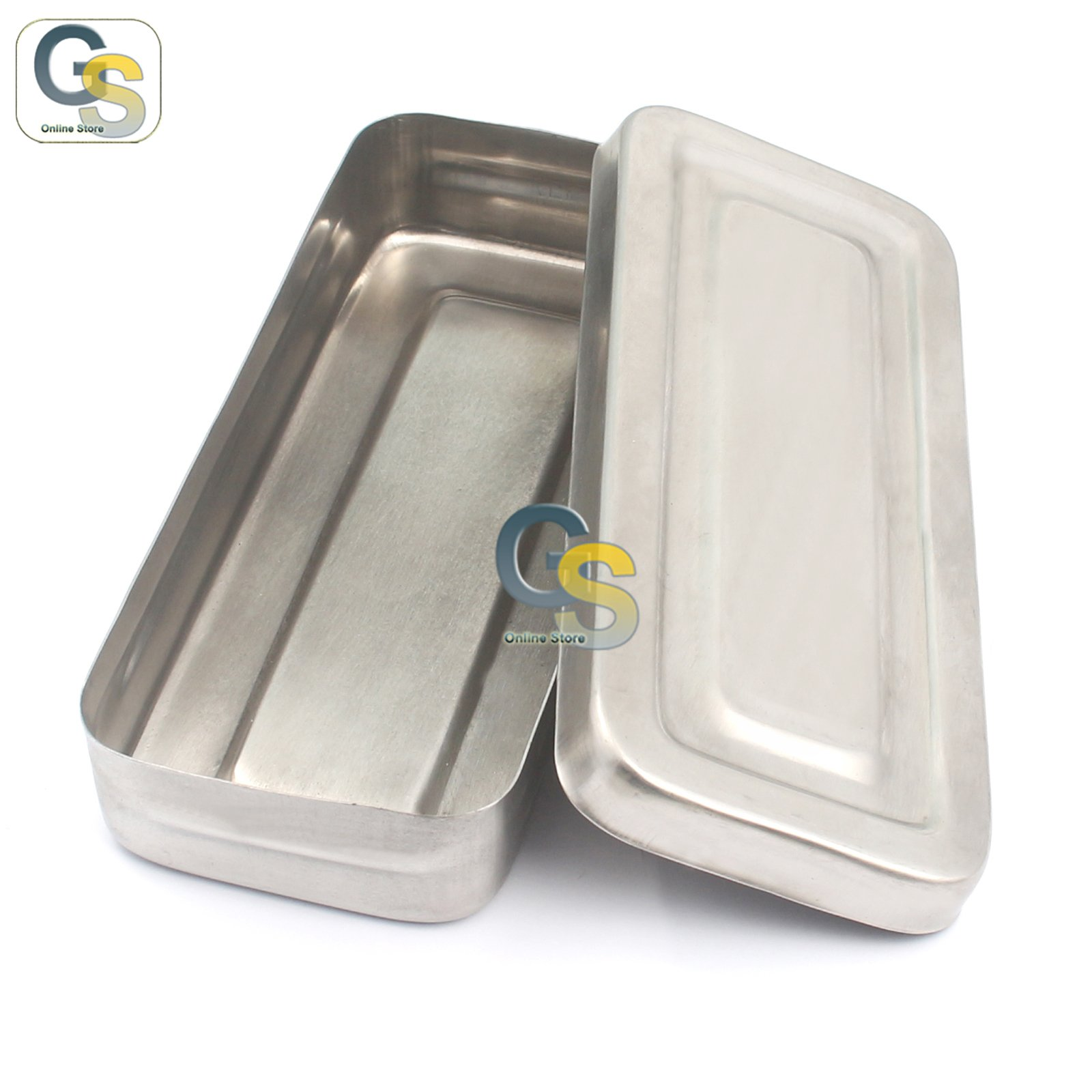 G.S DENTAL VETERINARY BOX 7'' X 3'' X 1'' BEST QUALITY