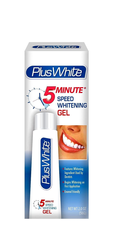 Plus White 5-Minute Premier Speed Whitening Gel, 2.0 Ounce